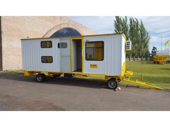 Casilla Rural R-6000 o Casilla Rural para 4 Personas