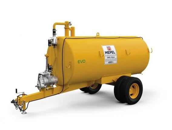 Distribuidor de Abono Orgánico 4000 Vacío 1 ERD Mepel