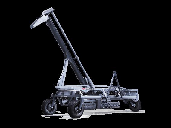 Extractora de Granos Marcher OUTGRAIN220