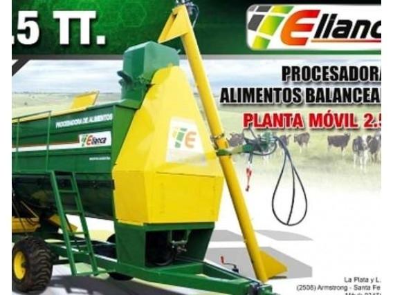 Moledora Y Mezcladora Elianca De Alimentos 2.5 Tt