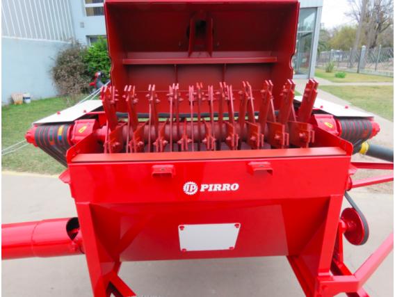 Moledora de cereales transportable Pirro JP 1000