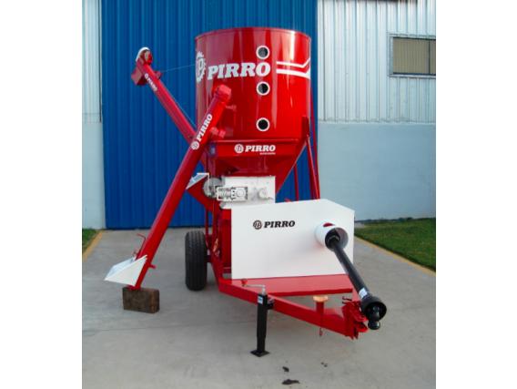 Quebradora De Cereales Estática  Pirro JP 1600