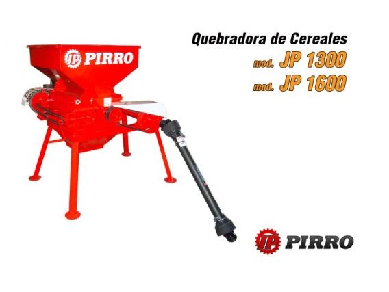 Quebradora de cereales estática Pirro JP 1300