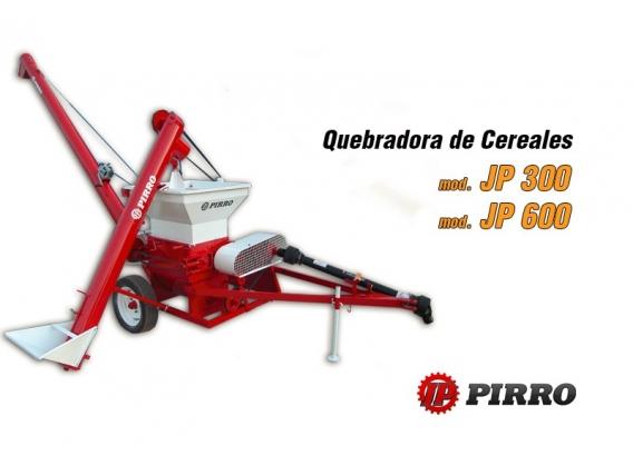 Quebradora de cereales transportable Pirro JP 600