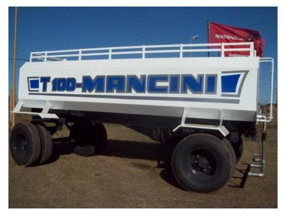 Acoplado Tanque Mancini 10.000 Lts