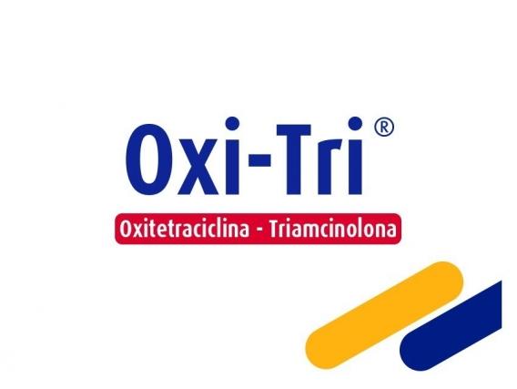 Antibiótico Antiinflamatorio Oxi - Tri