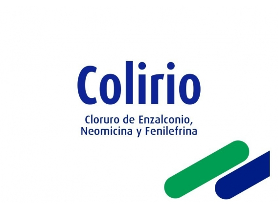Antibiótico Colirio Spray