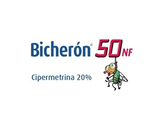 Antiparasitario Bicherón 50NF