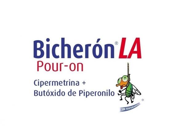 Antiparasitario Bicherón Pour On La