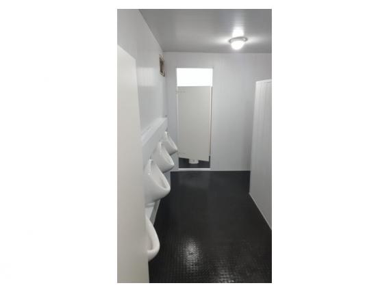 Contenedor Baño Masculino