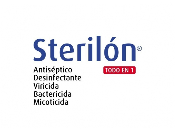 Desinfectante Antiséptico Sterilón