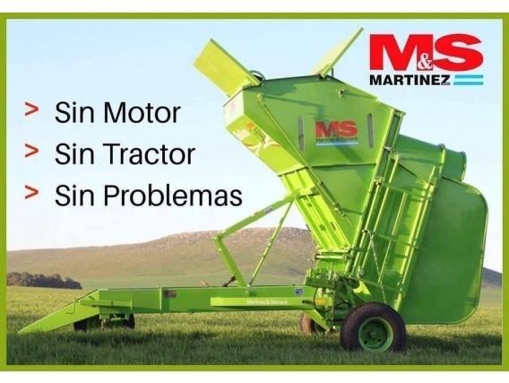 Embolsadora Sin Tractor Silograin Energía Cero