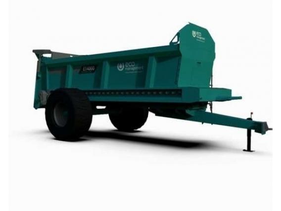 Esparcidor Compost Spreader Eco Management E14000