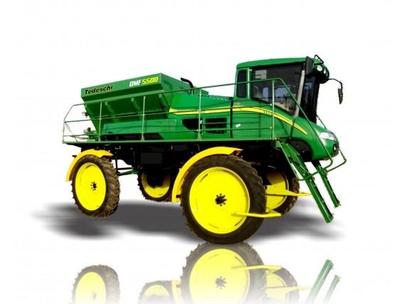 Fertilizadora Autopropulsada Tedeschi Dmf 5500