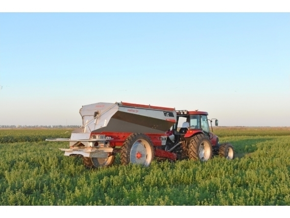 Fertilizadora Fertec F 6500 Set Line - Data Line