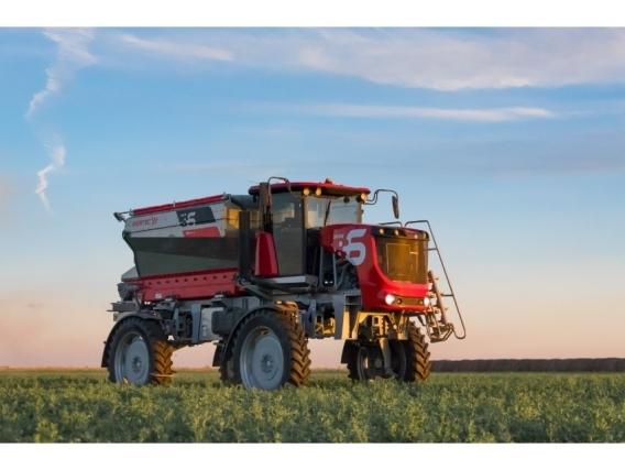 Fertilizadora Fertec F 8000 Set Line - Data Line