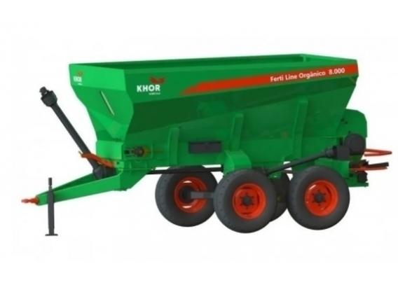 Fertilizadora Kuhn Khor Ferti Line 10000