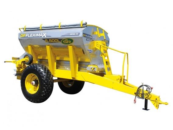 Fertilizadora Sr Dpx Fleximax 6500 Serie 09