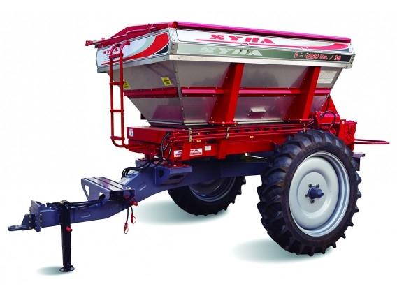 Fertilizadora Syra Extreme 4250 Lts.