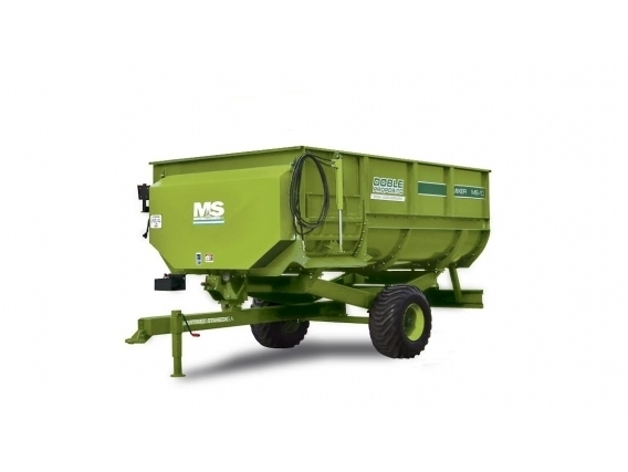 Mixer Ms 10 Vagón Forrajero Doble Propósito