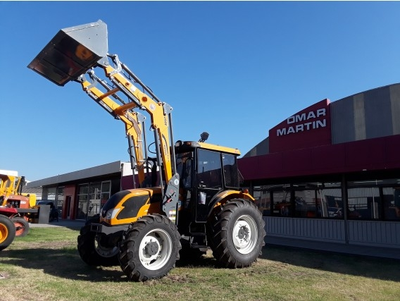 Pala Frontal Hidráulica. Para Tractor Valtra OM-260-F