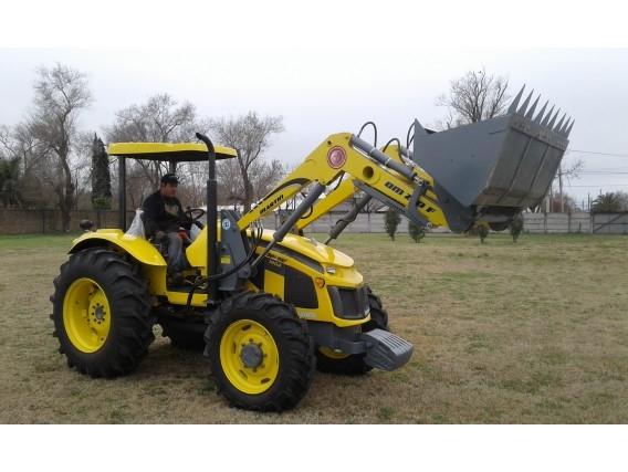 Pala Frontal Om-250-F. Para Tractor Pauny 180
