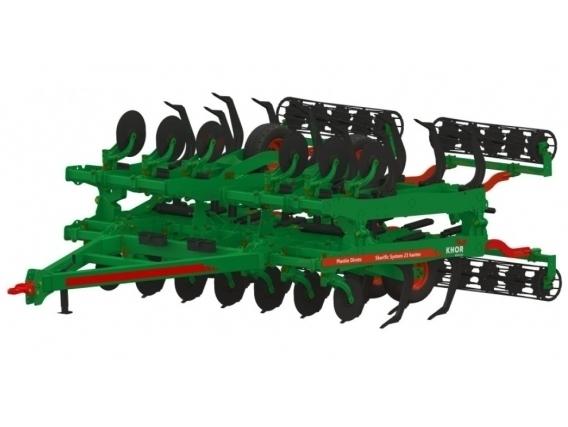 Paratil Kuhn Khor Skarific System 17 A 25 Lineas