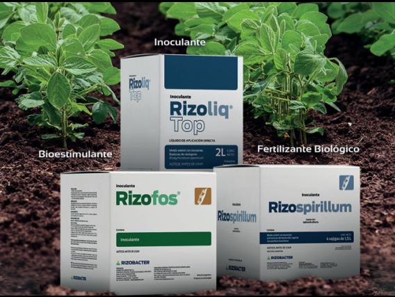 Inoculante Rizopack Rizobacter