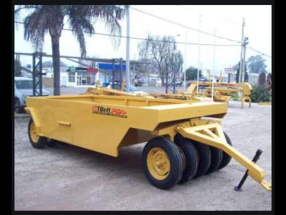 Rodillo Neumático TBeH 11R-RAN