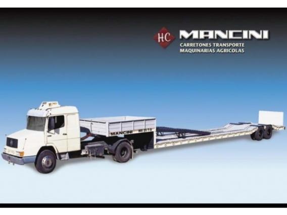 Semirremolque Mancini Wx-25-Ts Plano