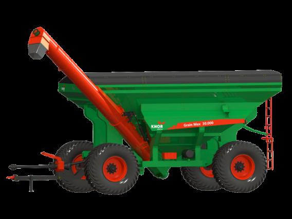 Tolva Kuhn Khor Grain Max Multi Y Grains 35000