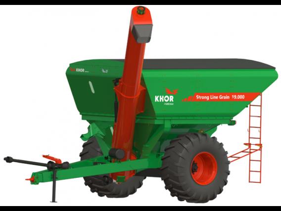 Tolva Kuhn Khor Strong Line Grain 19000