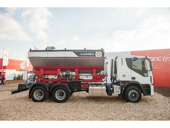 Tolva S/camión Luxion A Cinta 12 M3 Full